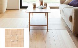 PITAYUKA(ぴたゆか)で賃貸住宅の床の印象を変える!
