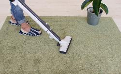 カーペットのお掃除方法
