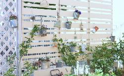 種類豊富なエクステリアでお庭をくつろぎ空間にDIY