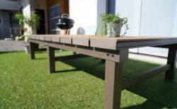 防草シート&人工芝DIYで庭の雑草対策!