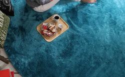 簡単DIY!カーペットで足元の防寒対策
