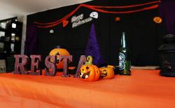 RESTAのハロウィンパーティー!